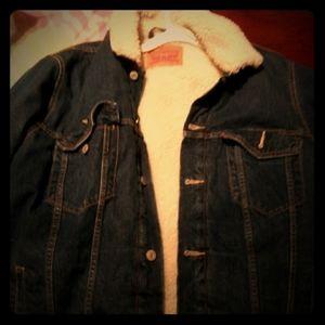 Vintage extra large Levi's jacket